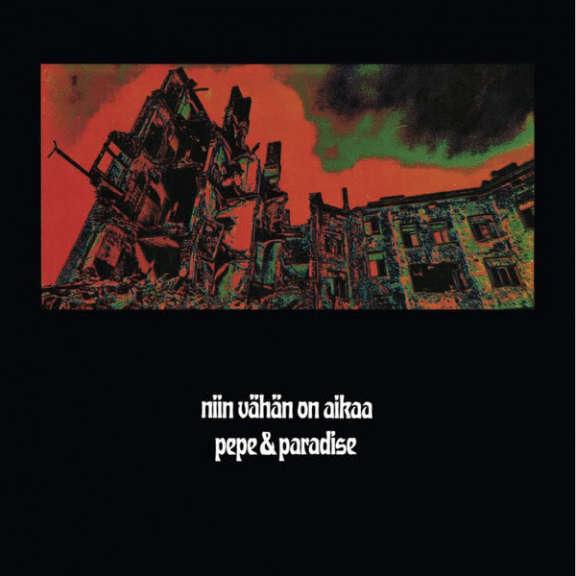 Pepe & Paradise Niin Vähän On Aikaa LP 0