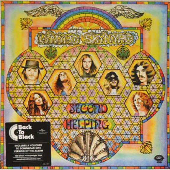 Lynyrd Skynyrd Second Helping LP 0