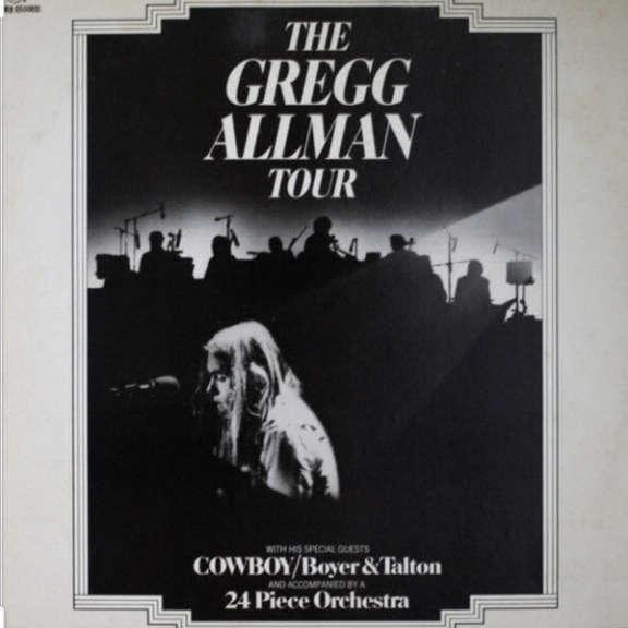 Gregg Allman With Cowboy / Boyer & Talton The Gregg Allman Tour LP 0