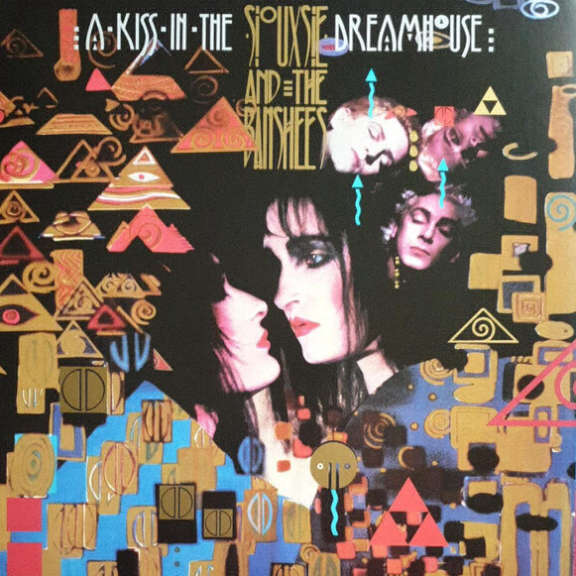 Siouxsie And The Banshees A Kiss In The Dreamhouse LP 0