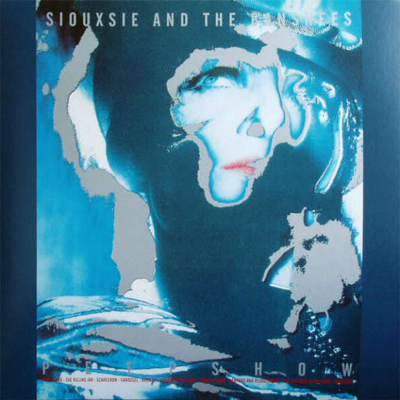 Siouxsie And The Banshees Peepshow LP 0
