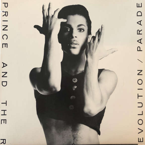 Prince And The Revolution Parade LP 0