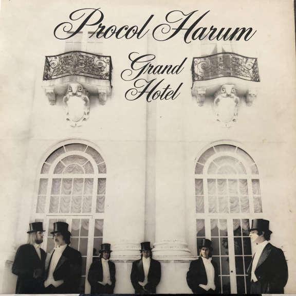 Procol Harum Grand Hotel   LP 0