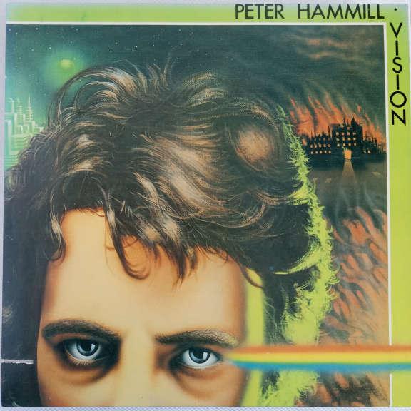 Peter Hammill Vision LP 0