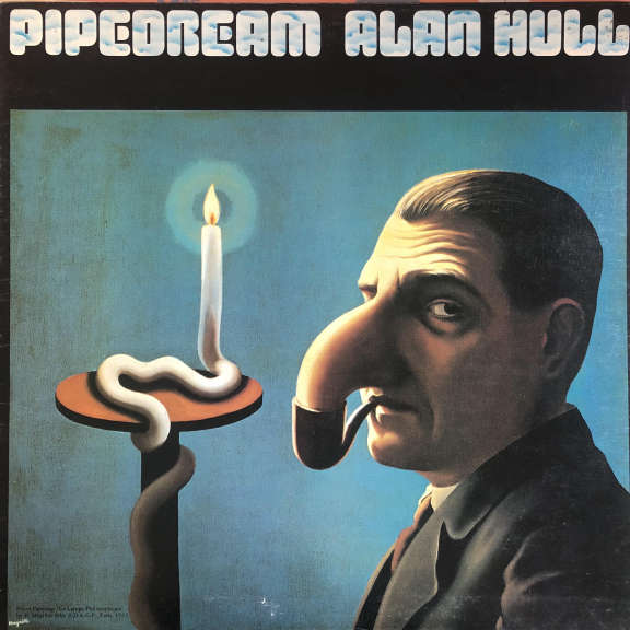 Alan Hull Pipedream  LP 0