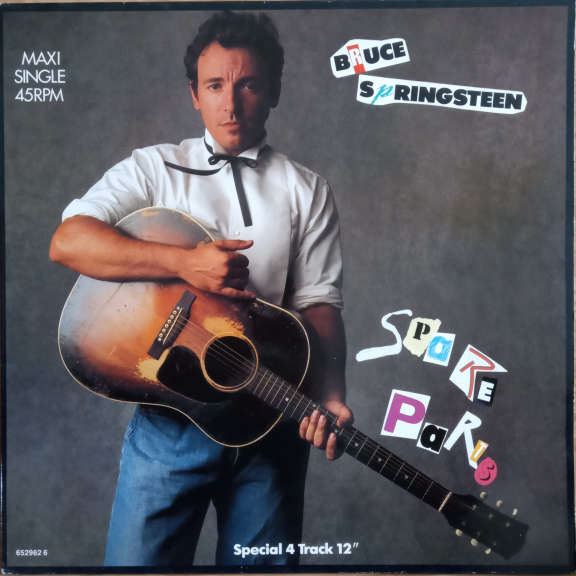 Bruce Springsteen Spare Parts LP 0