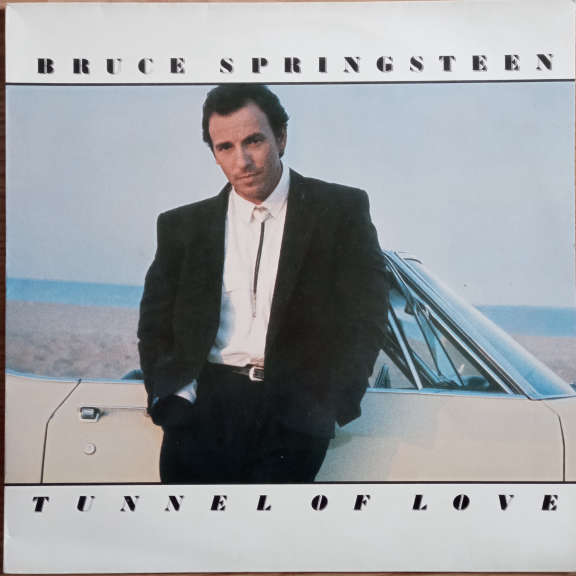 Bruce Springsteen Tunnel Of Love  LP 0