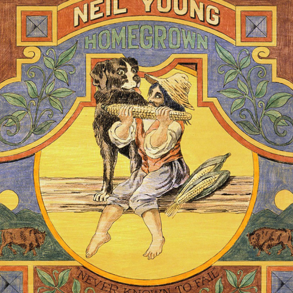 Neil Young Homegrown (RSD Exclusive) LP 2020