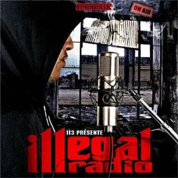 113 Illegal Radio Oheistarvikkeet 0