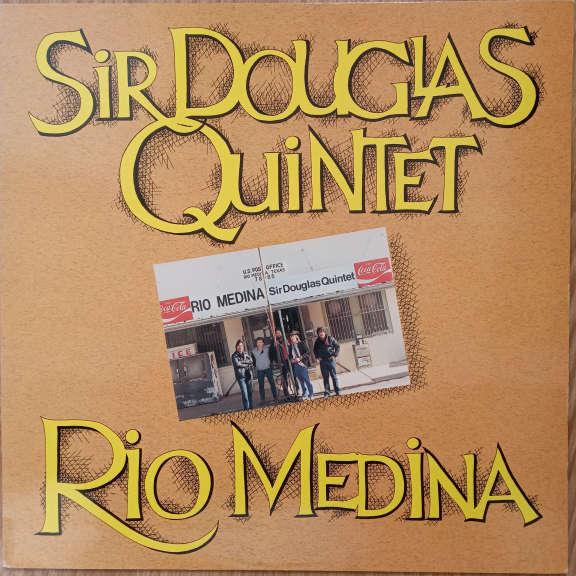 Sir Douglas Quintet Rio Medina LP 0