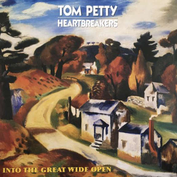 Tom Petty And The Heartbreakers Into The Great Wide Open LP 0