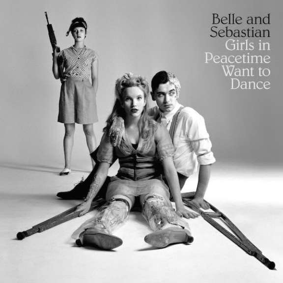 Belle And Sebastian Girls In Peacetime Want To Dance LP 0