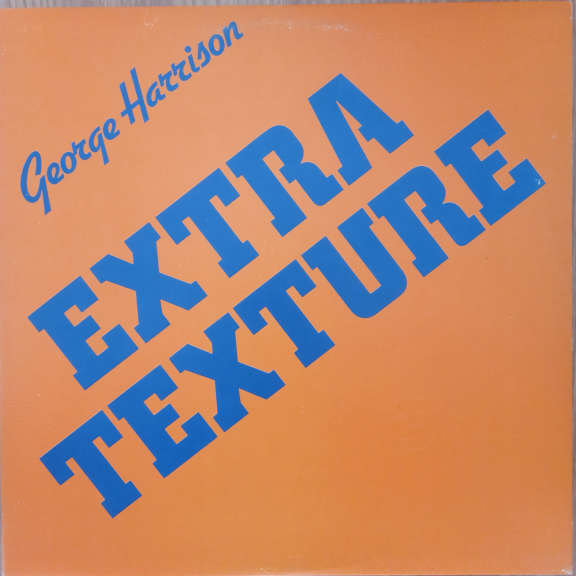 George Harrison Extra Texture (Read All About It)    LP 0