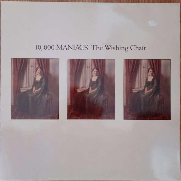 10,000 Maniacs The Wishing Chair LP 0