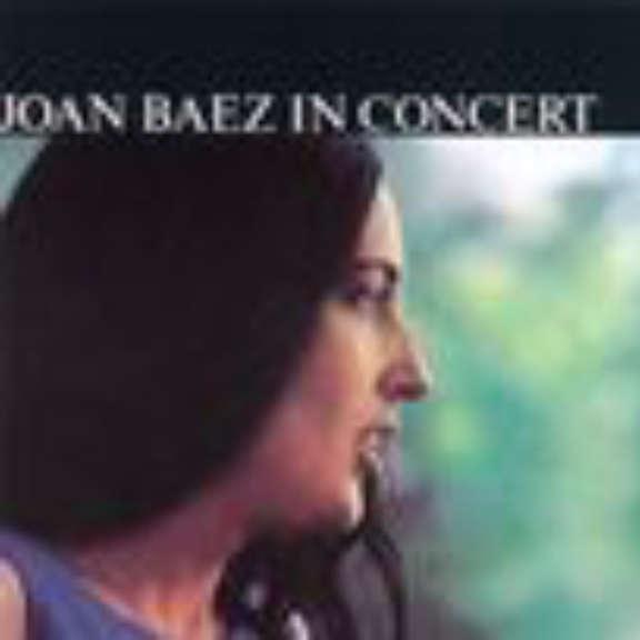 Joan Baez Joan Baez In Concert Oheistarvikkeet 0