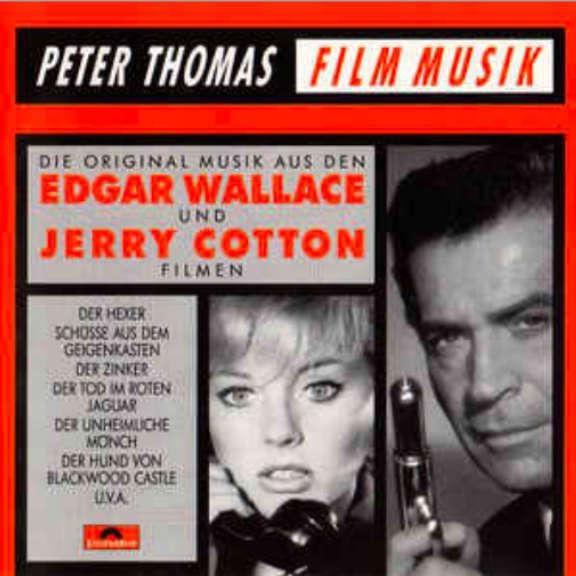 Peter Thomas Film Musik (Die Original Musik Aus Den Edgar Wallace Und Jerry Cotton Filmen) Oheistarvikkeet 0