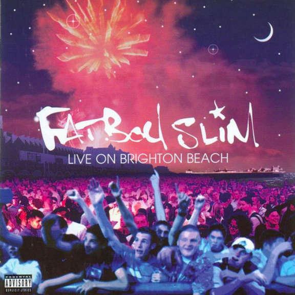Fatboy Slim Live On Brighton Beach Oheistarvikkeet 0