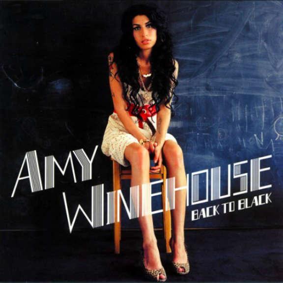 Amy Winehouse Back To Black Oheistarvikkeet 0