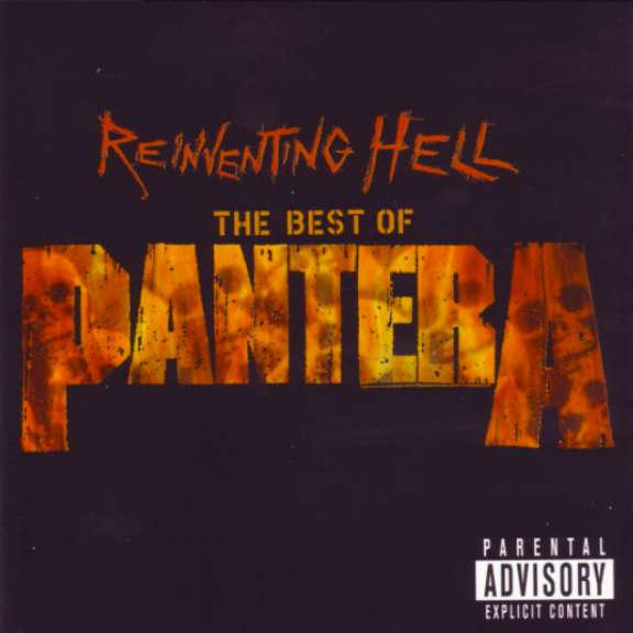 Pantera Reinventing Hell (The Best Of) Oheistarvikkeet 0