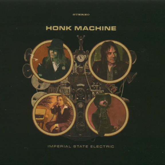 Imperial State Electric Honk Machine Oheistarvikkeet 0