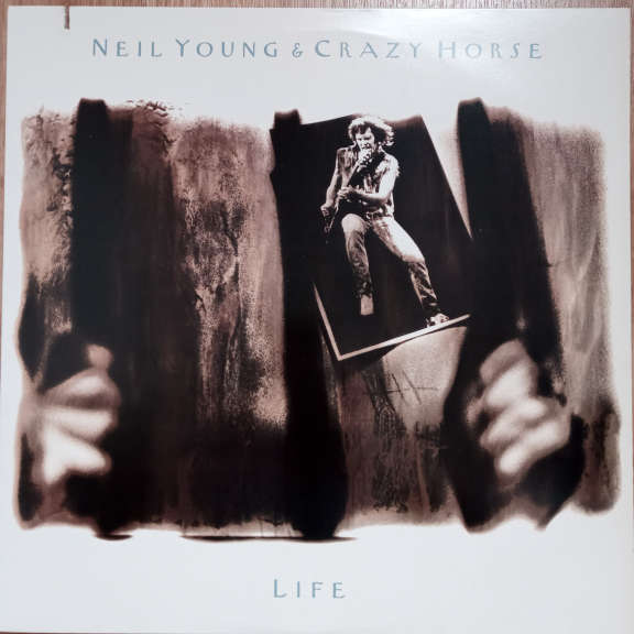 Neil Young & Crazy Horse Life LP 0