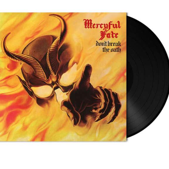Mercyful Fate Don't Break The Oath (Black) LP 2020