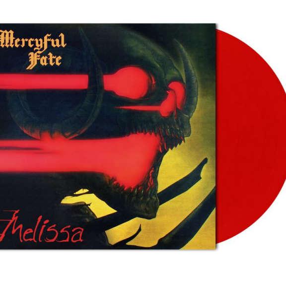 Mercyful Fate Melissa (Red) LP 2020