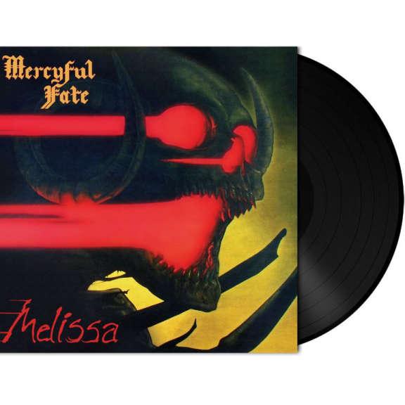 Mercyful Fate Melissa (Black) LP 2020