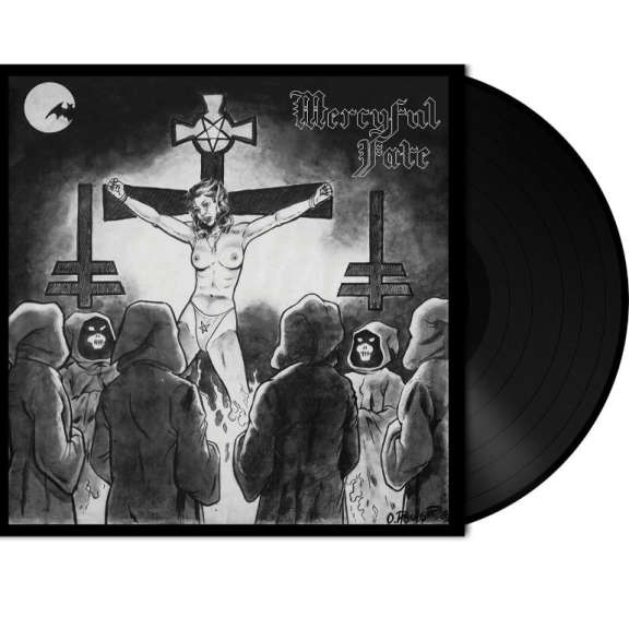 Mercyful Fate Mercyful Fate EP LP 2020