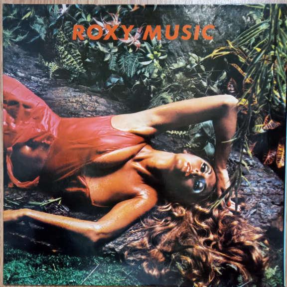 Roxy Music Stranded  LP 0