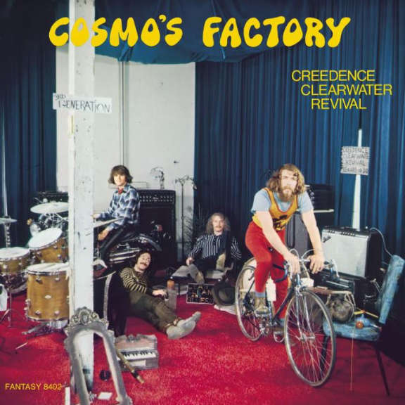 Creedence Clearwater Revival Cosmo's Factory LP 2020