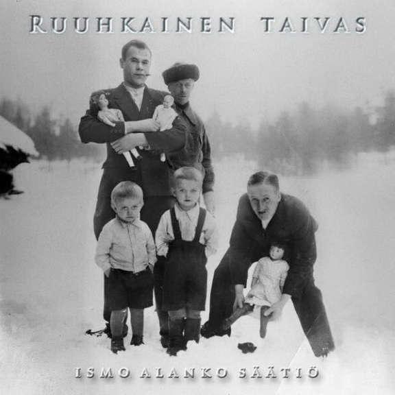 Ismo Alanko Säätiö Ruuhkainen taivas LP 2020