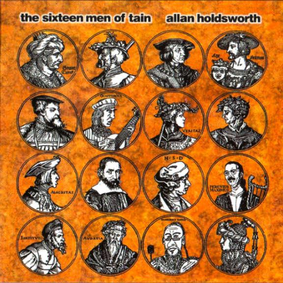 Allan Holdsworth The Sixteen Men Of Tain Oheistarvikkeet 2000