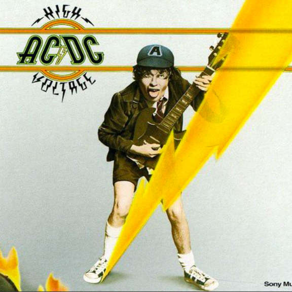 AC/DC High Voltage  Oheistarvikkeet 0