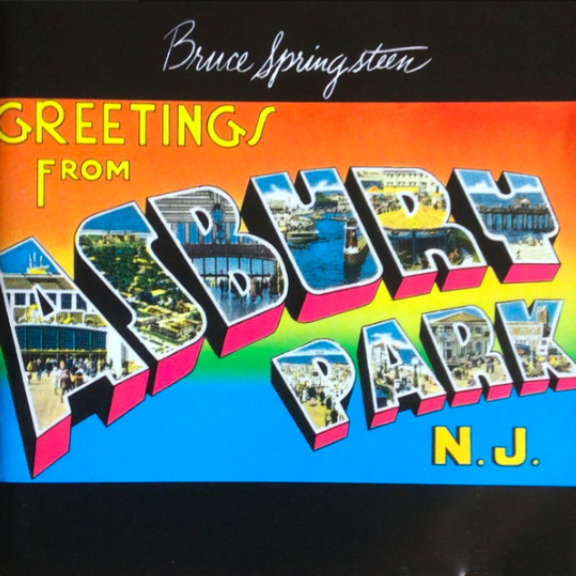 Bruce Springsteen Greetings From Asbury Park, N.J.  Oheistarvikkeet 0