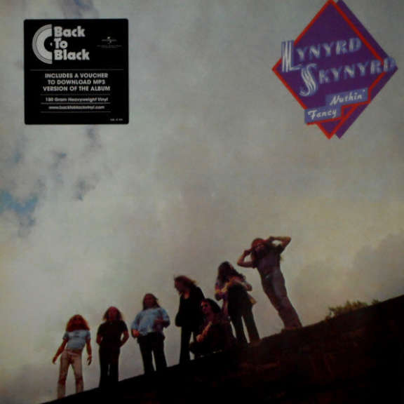 Lynyrd Skynyrd Nuthin' Fancy LP 2015