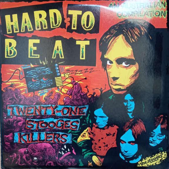 Various Hard To Beat (Twenty-One Stooges Killers) LP 0