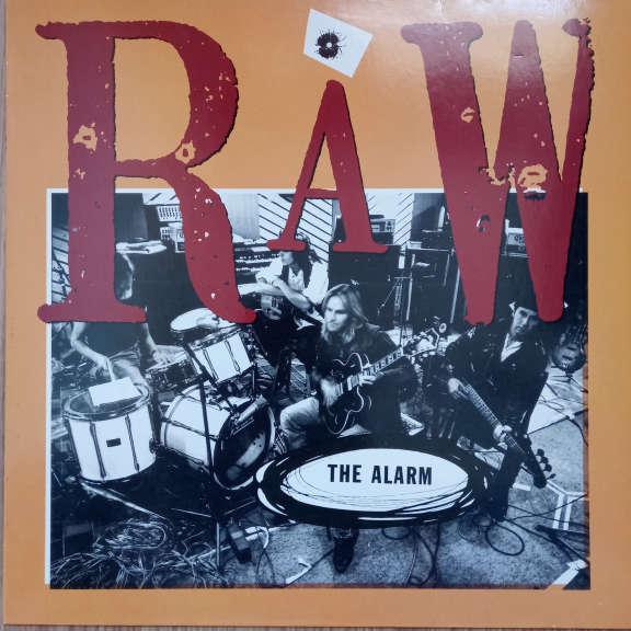 The Alarm Raw LP 0