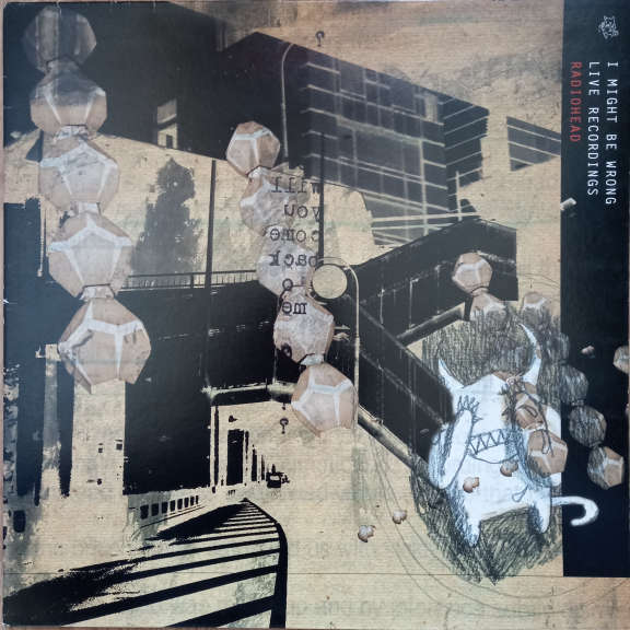 Radiohead  I Might Be Wrong - Live Recordings LP 0