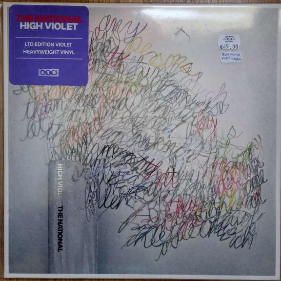 The National High Violet LP 0