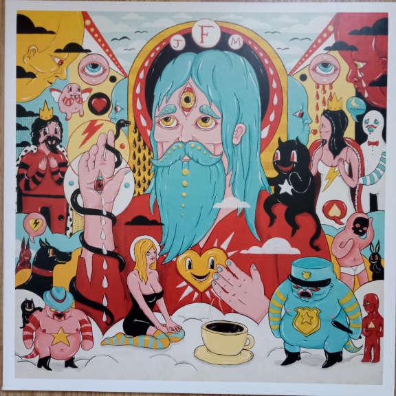 Father John Misty  Fear Fun LP 0