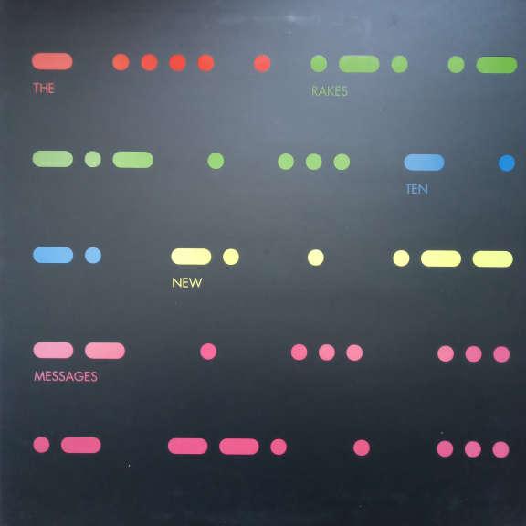 The Rakes Ten New Messages LP 0