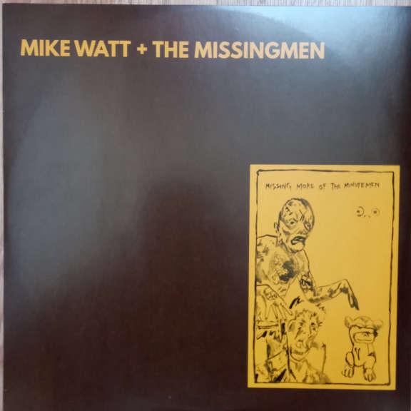 Mike Watt +The Missingmen Missing More Of The Minutemen LP 0