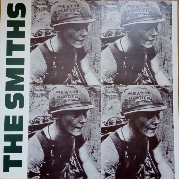 The Smiths  Meat Is Murder LP 0