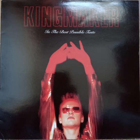 Kingmaker In The Best Possible Taste LP 0
