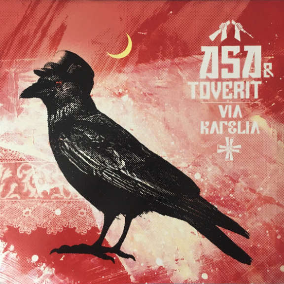Asa & Toverit Via Karelia LP 2020