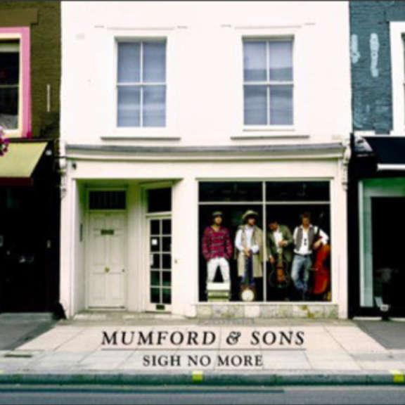 Mumford & Sons Sigh No More Oheistarvikkeet 2009