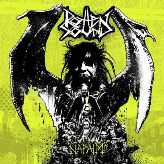 Rotten Sound Napalm Oheistarvikkeet 2010