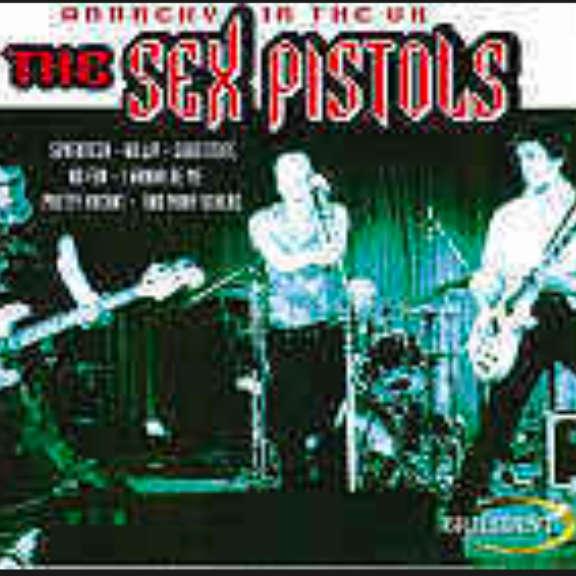 The Sex Pistols Anarchy In The UK Oheistarvikkeet 2001