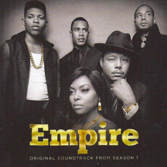 Empire Cast Empire (Original Soundtrack From Season 1) Oheistarvikkeet 2015